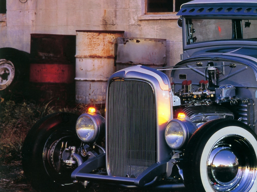 Hot Rods 1929 Ford Sedan