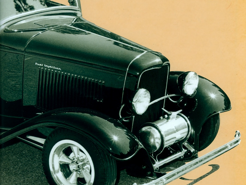 Hot Rods 1932 Ford Coupe 4