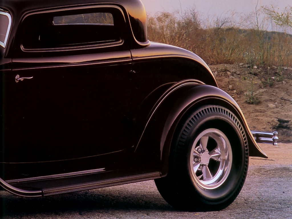 Hot Rods 1932 Ford Coupe 6