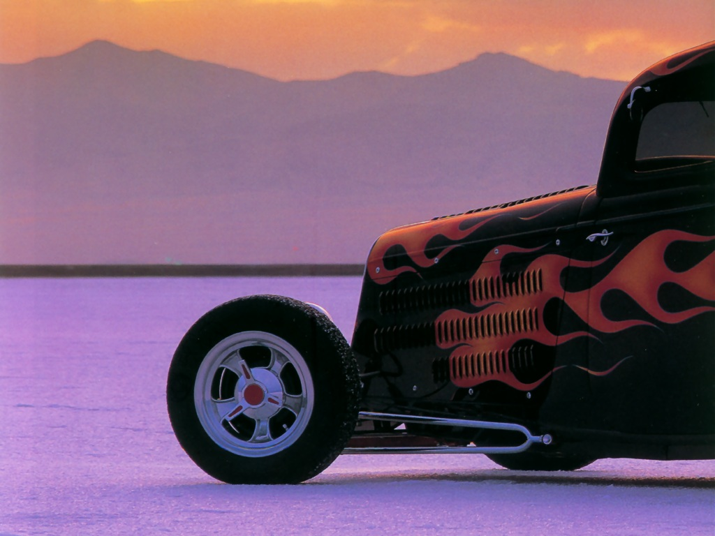 Hot Rods 1933 Ford Coupe 3