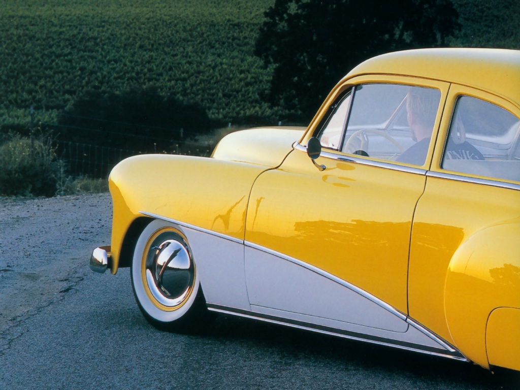 Hot Rods 1950 Cheverlot 3