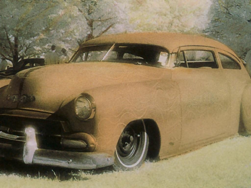 Hot Rods 1951 Chevy Fleetline