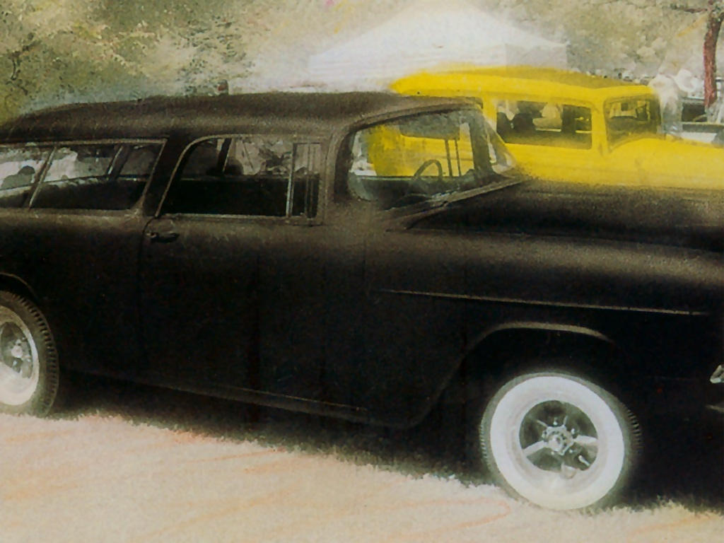 Hot Rods 1955 Nomad