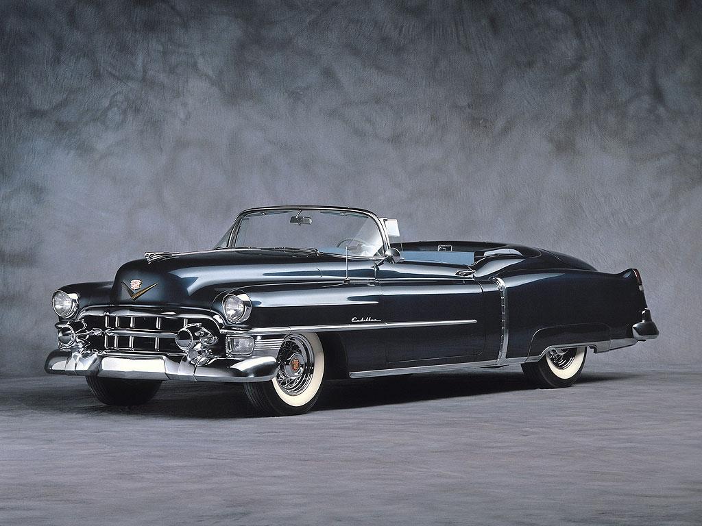 Black Soft Top Cadillac
