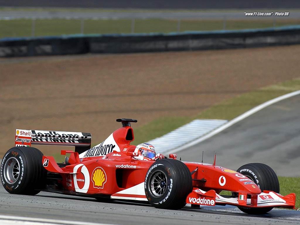 Marlboro F1 Car