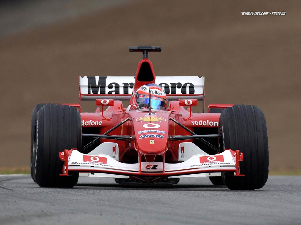 Marlboro Vodaphone F1 Car