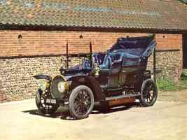 1904 gardner serpoller steam car
