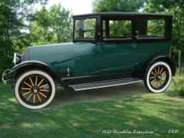 1922 franklin brougham