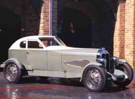 1929 Auburn 8 120 Cabin Speedster Grey fvr