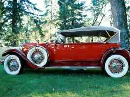 1929 Packard Model 645
