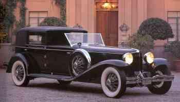 1930 CordL29 TownCar Murphy 1
