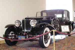 1930 CordL29 TownCar Murphy 2