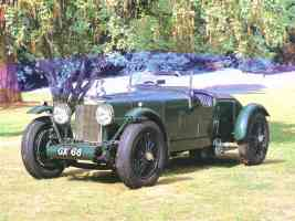 1930 Talbot 90 500 Mile Model 2276cc Roadster Dark Green fvl