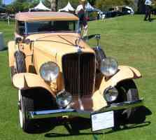 1932 Auburn 8 100A Phaeton fv