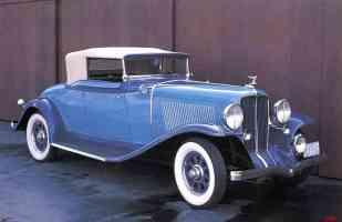 1932 Auburn Eight