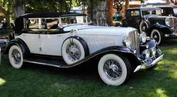 1934 Auburn model1250V12