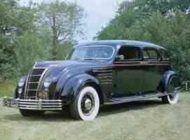 1934 Chrysler Imperial AirFlow Black fvl