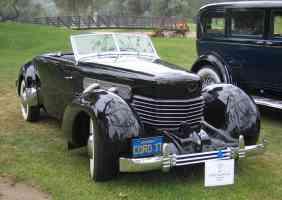 1937 Cord 812 Conv Coupe fvr