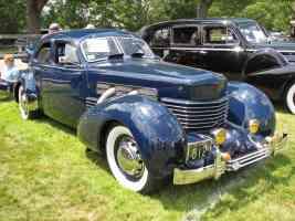 1937 Cord Custom Beverly fvr a