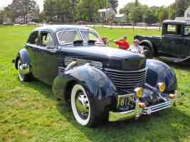 1937 Cord Custom Beverly fvr b