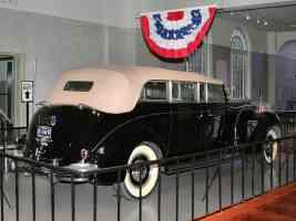 1939 Lincoln Sunshine Special Presidential Limousine Roosevelt Truman rvr Henry Ford Museum CL