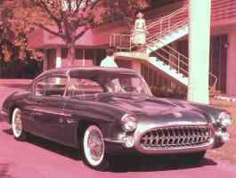 1956 Chevrolet Impala Concept Car fvl