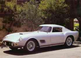1956 Ferrari 250 GT Berlinetta Tour de France Special Columbo based V 12 White fsv