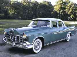 1956 Imperial 4 Door Sedan Grey fvl