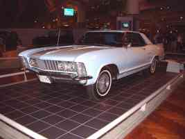 1963 Buick Riviera Light Blue fvl H Ford Museum F