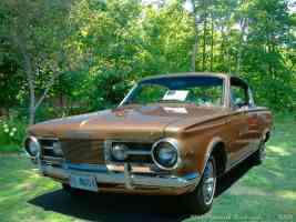 1965 barracuda