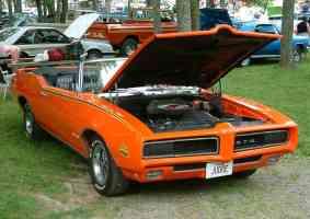 1969 Pontiac GTO convert fsv