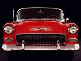 An American Classic 1955 Chevrolet Bel Air