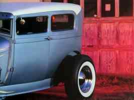Hot Rods 1929 Ford Sedan 2