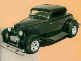 Hot Rods 1932 Ford Coupe 5