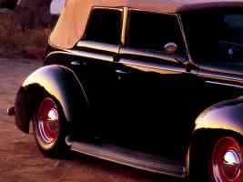 Hot Rods 1939 Ford Convertable Sedan 2