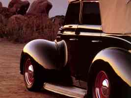 Hot Rods 1939 Ford Convertable Sedan 3