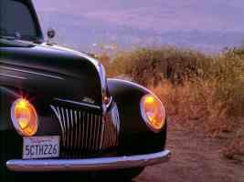 Hot Rods 1939 Ford Convertable Sedan