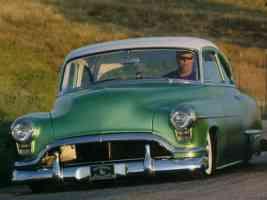 Hot Rods 1952 Oldsmobile 7