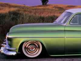 Hot Rods 1952 Oldsmobile