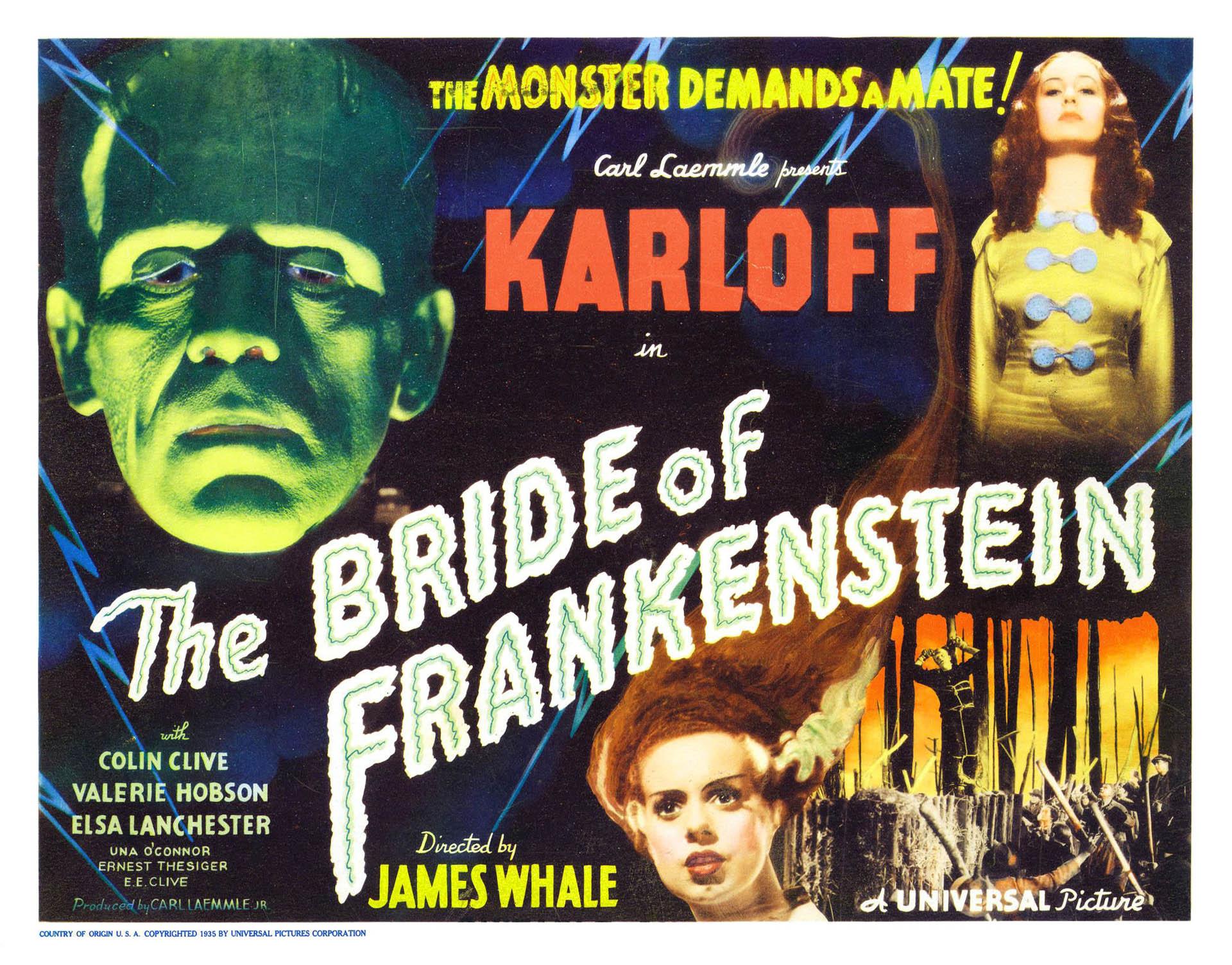 Bride Of Frankenstein Landscape 2