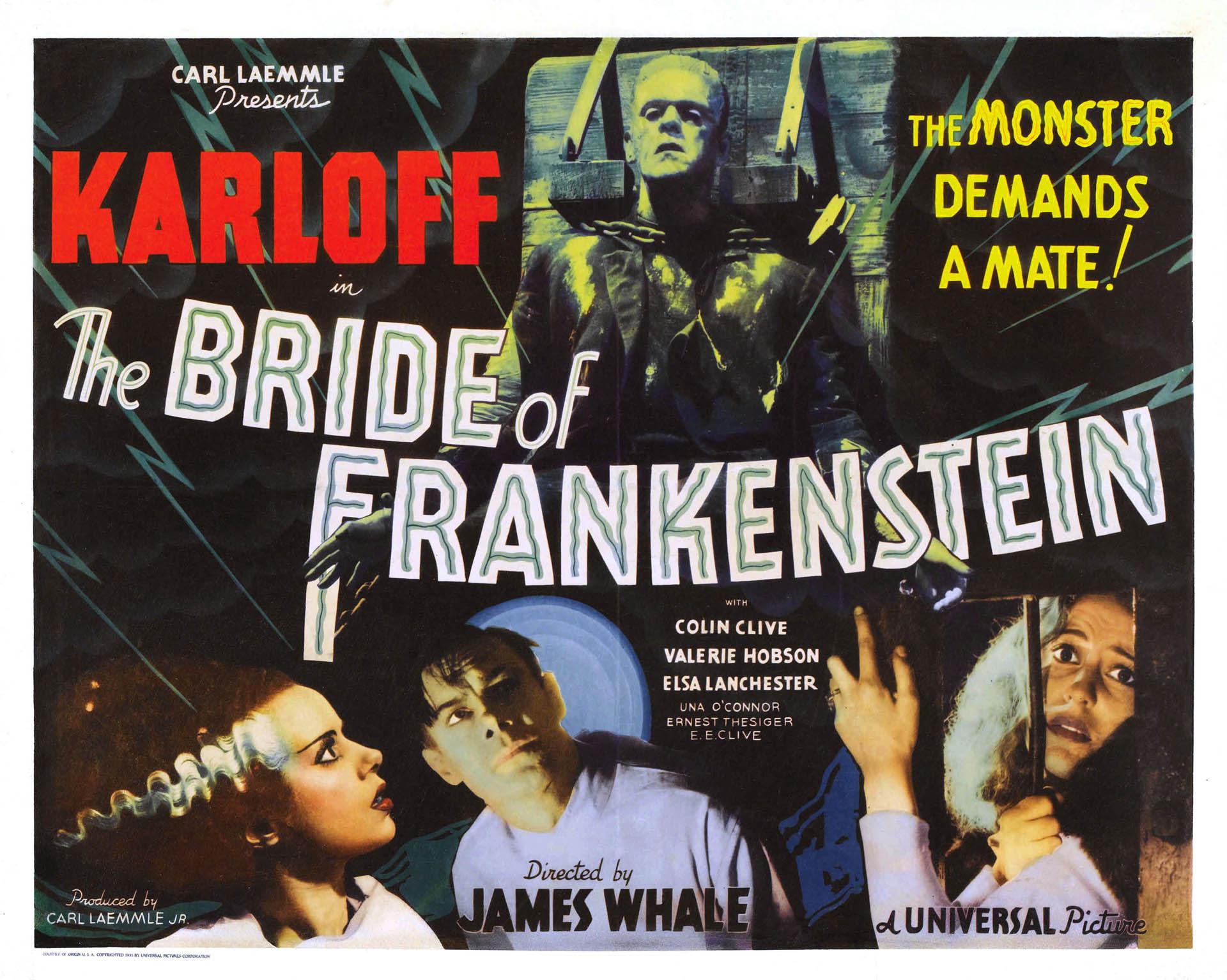 Bride Of Frankenstein Landscape
