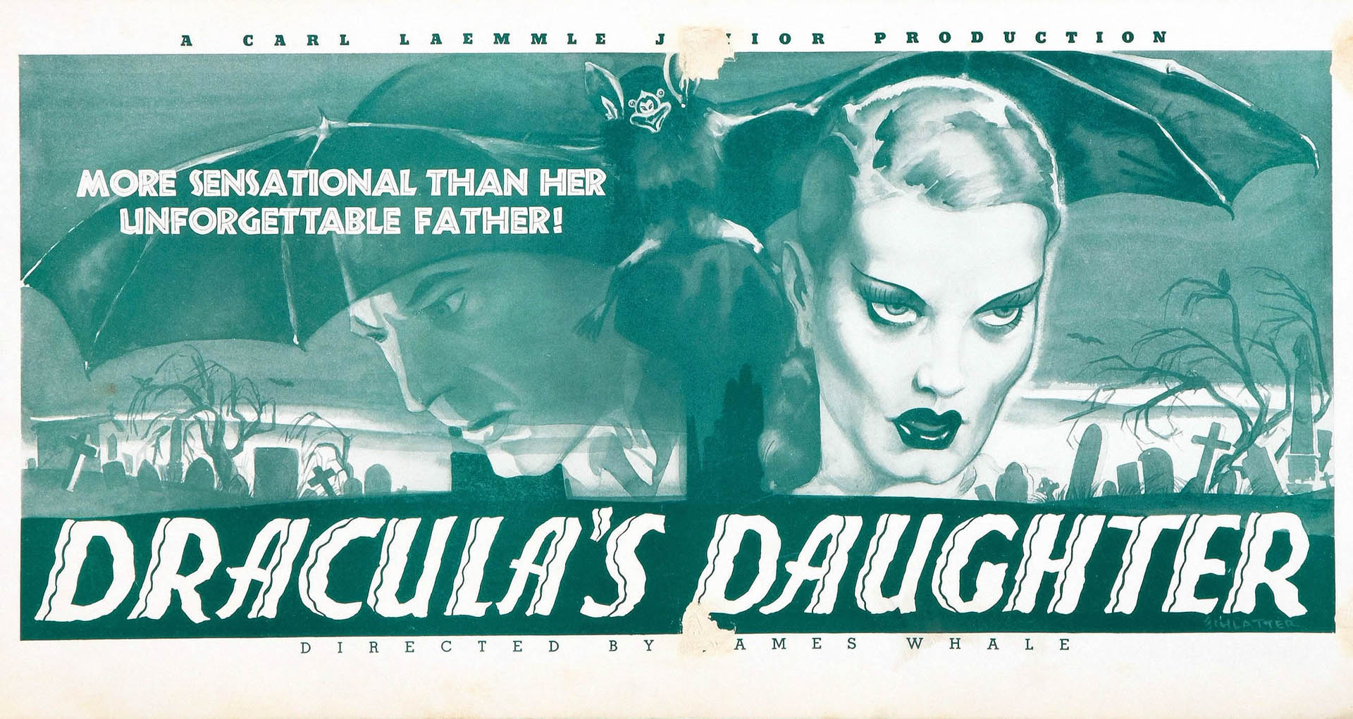 Draculas Daughter Ii