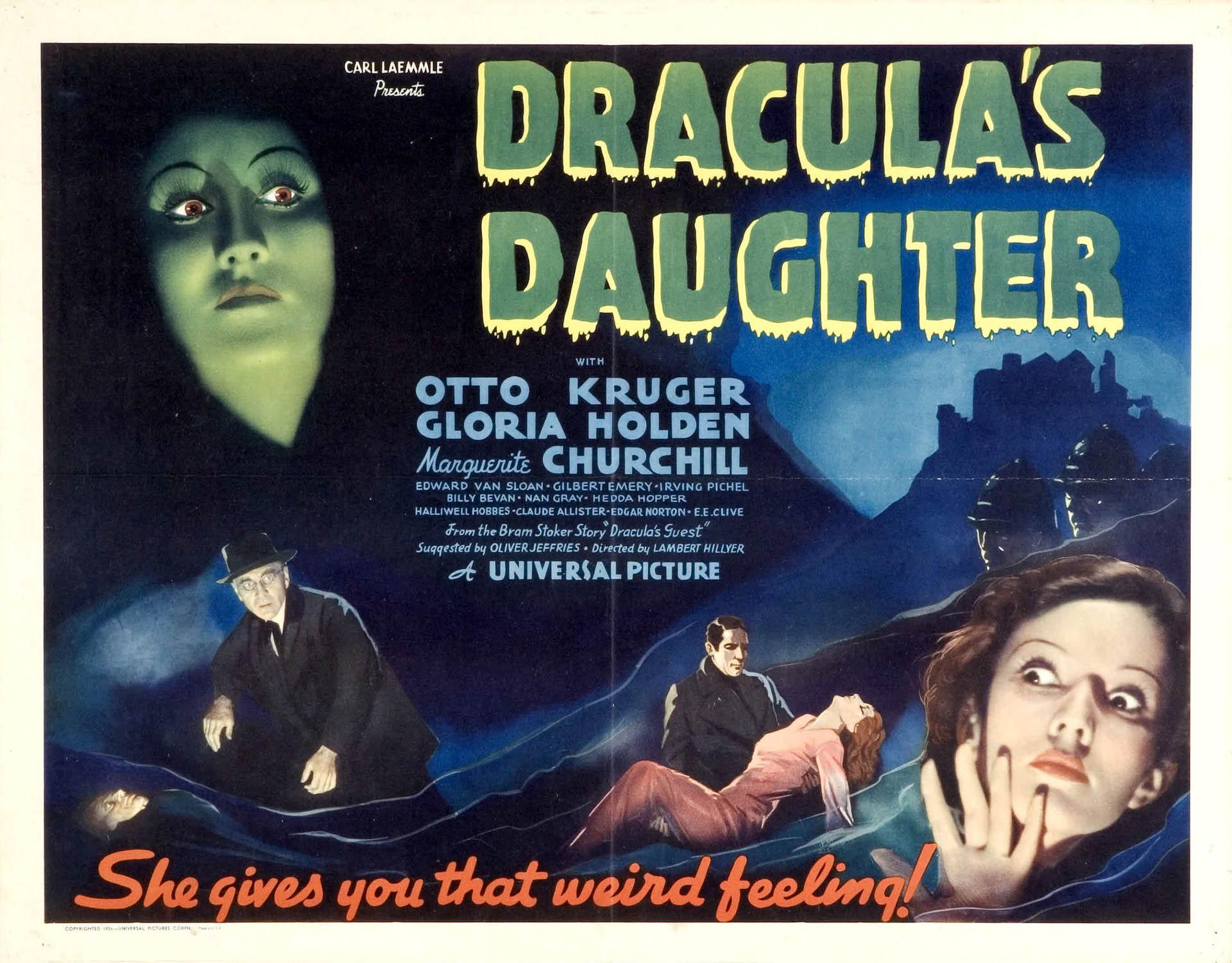 Draculas Daughter Iii