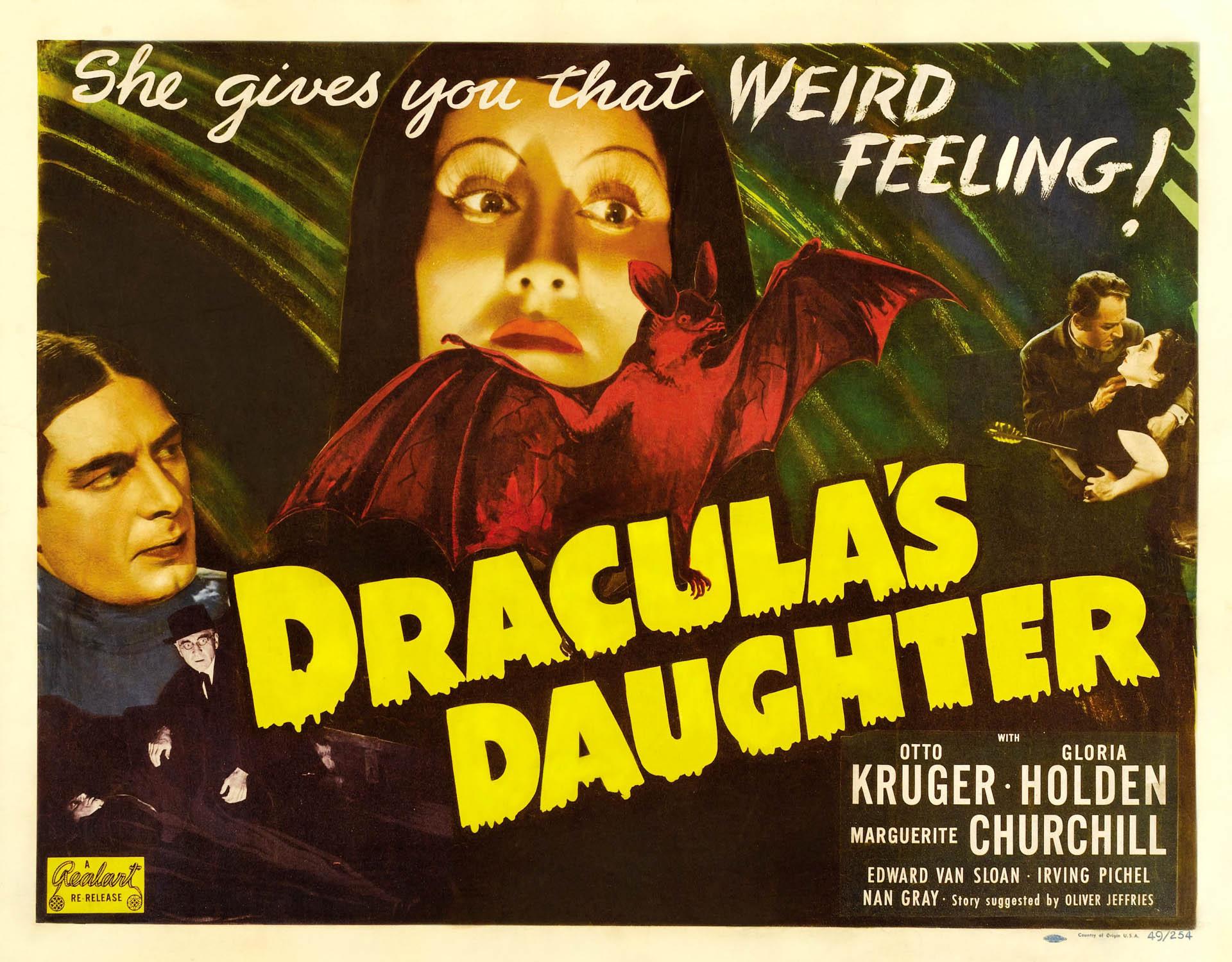 Draculas Daughter Iv