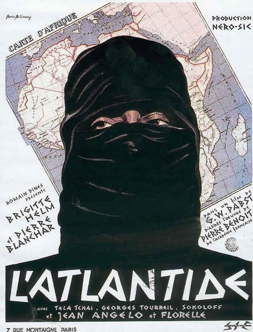 L Atlantide 1932 Pabst