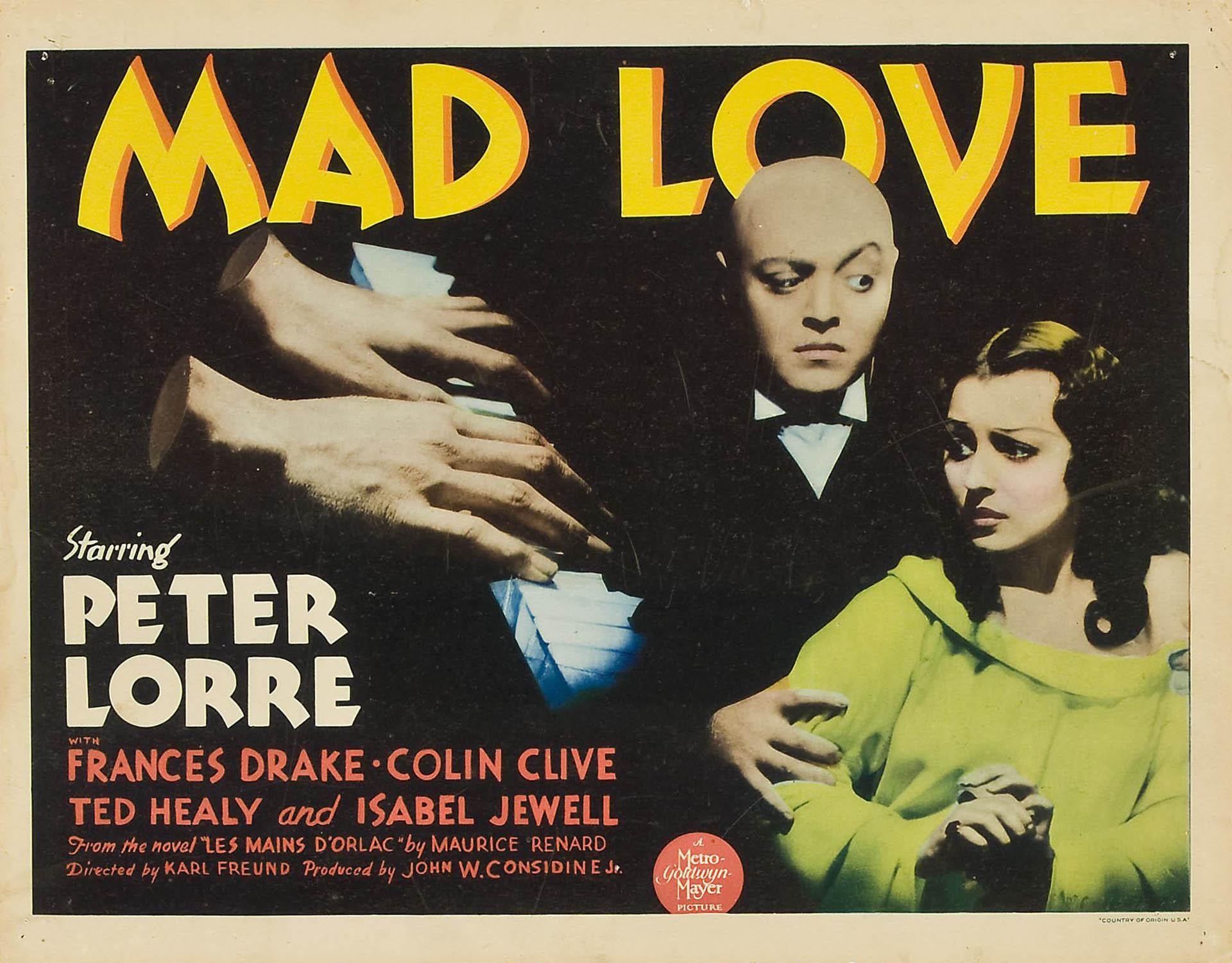 Mad Love Ii