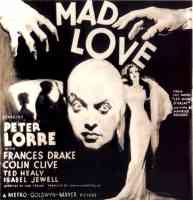MAD LOVE black and white