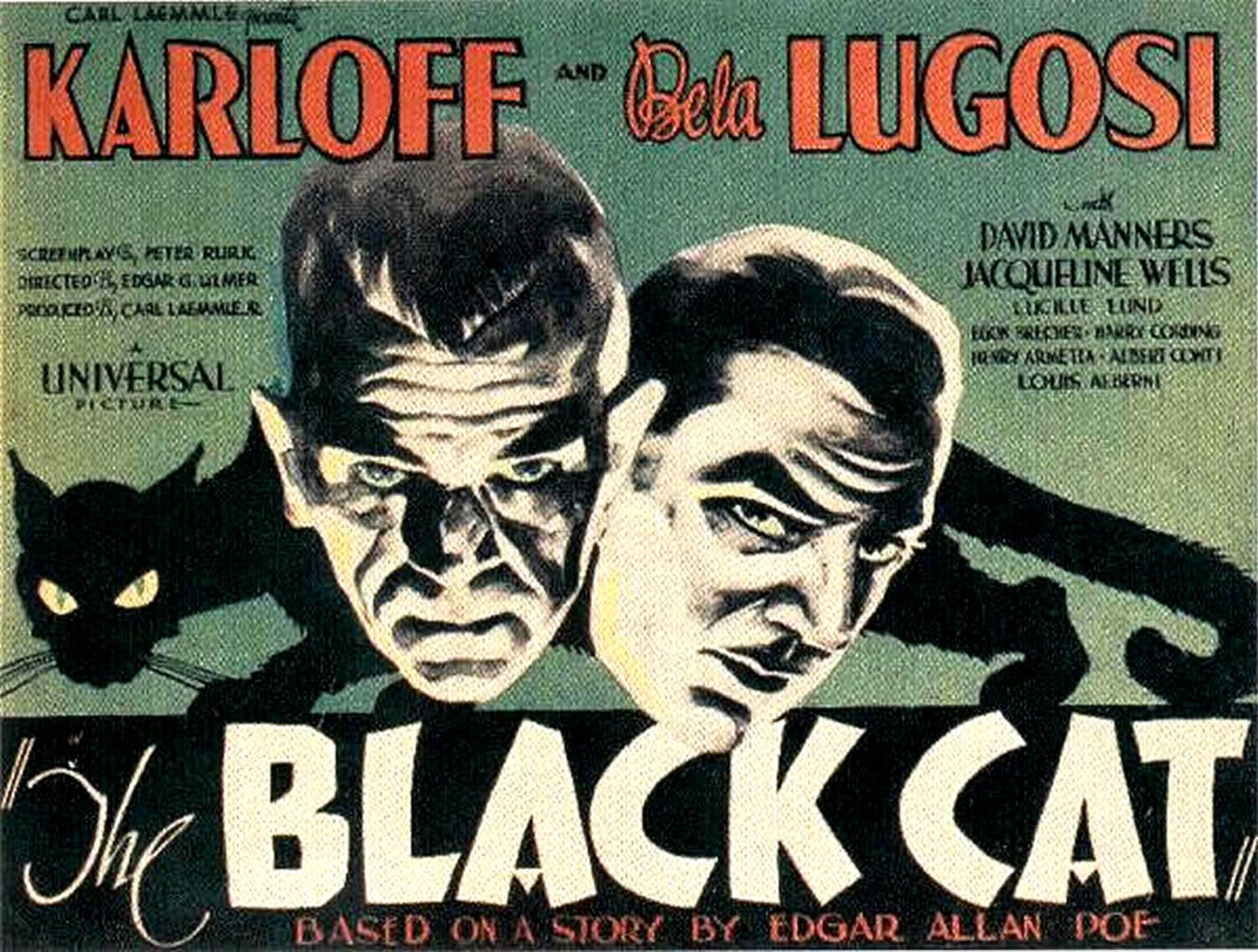 THE BLACK CAT 34 2