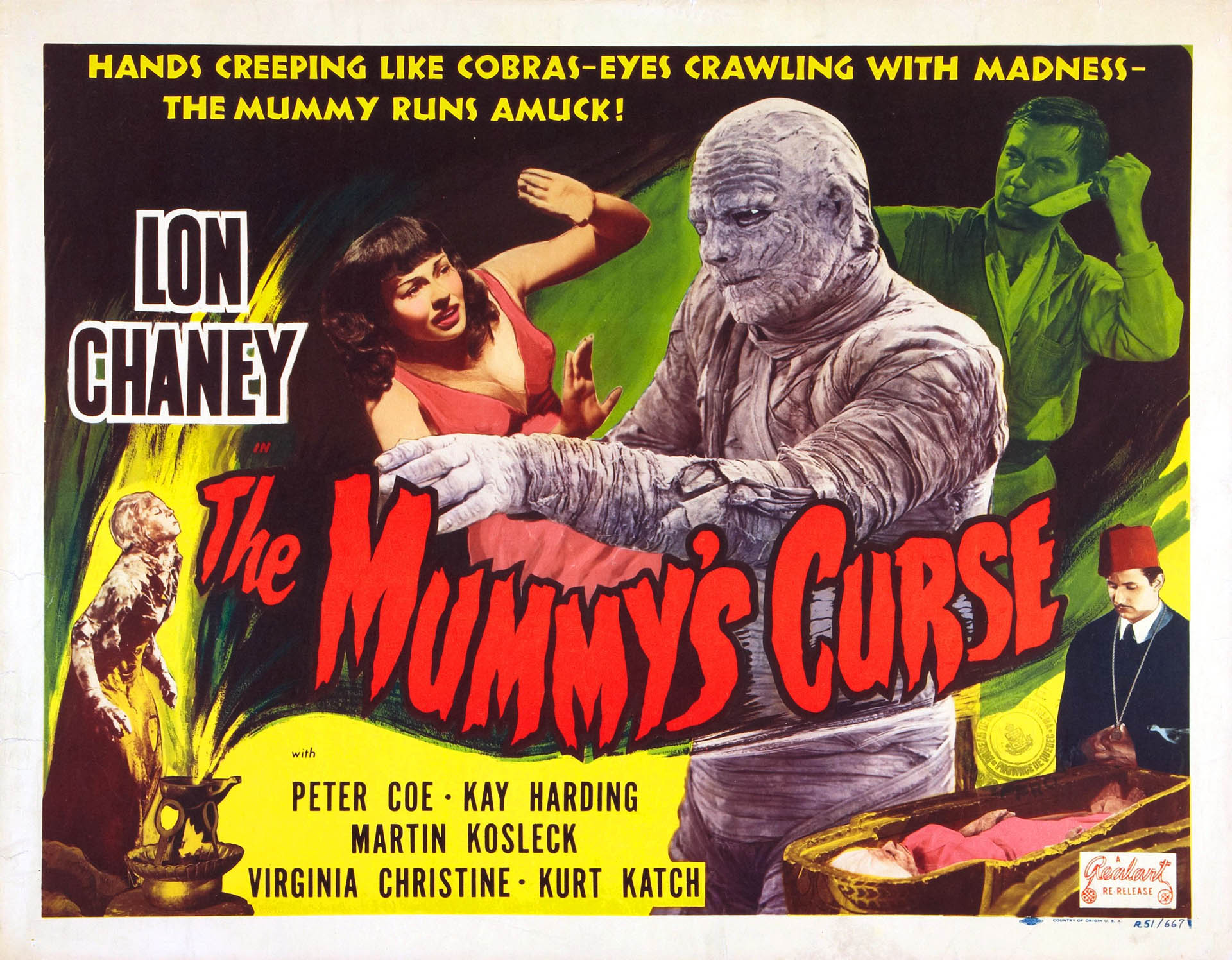 The Mummys Curse Iii