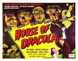 house of dracula ii
